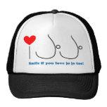 I Love JoJo Trucker Hat