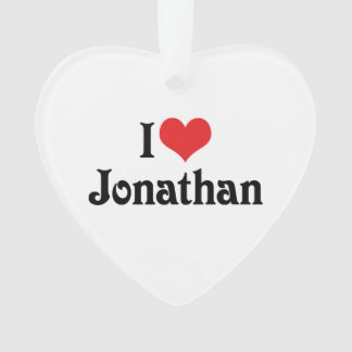 I Love Jonathan