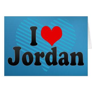 I love Jordan Cards