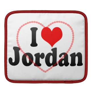 I love Jordan iPad Sleeves