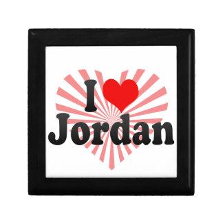 I love Jordan Keepsake Boxes