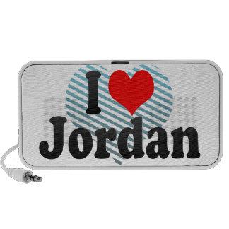 I love Jordan Mp3 Speaker