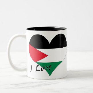 I love Jordan Two-Tone Coffee Mug