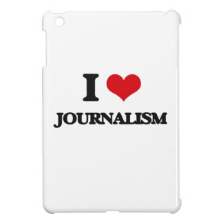 I Love Journalism Case For The iPad Mini