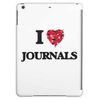 I Love Journals iPad Air Cover