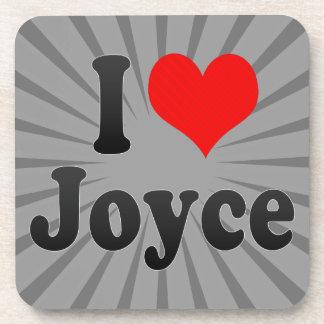 I love Joyce Coasters