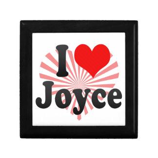 I love Joyce Trinket Box