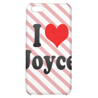 I love Joyce iPhone 5C Cases
