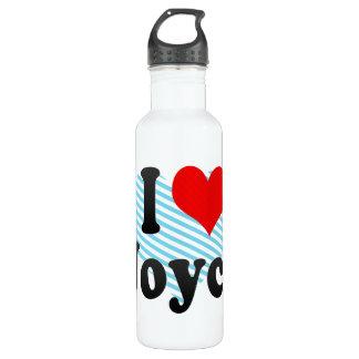 I love Joyce 24oz Water Bottle