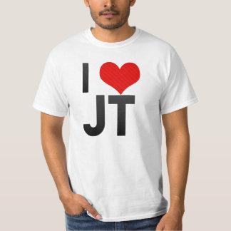 I Love JT Tee Shirt