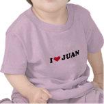 I LOVE JUAN TEE SHIRT