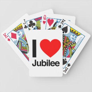 i love jubilee poker deck