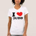 I Love Judd (Trump) Shirts