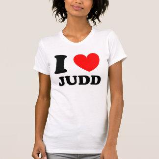 I Love Judd (Trump) T-Shirt