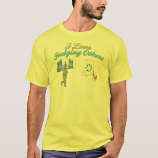 I Love Judging Others T-Shirt