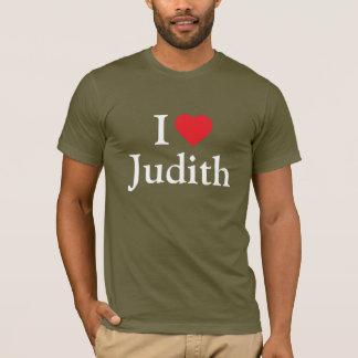 I love Judith T-Shirt