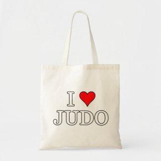 I Love Judo Bag