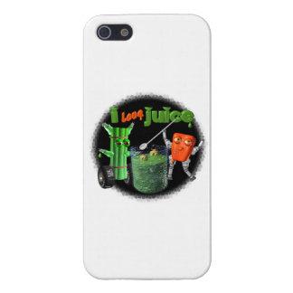 I Love Juice celery & pepper template 100+ items iPhone 5 Covers