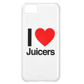 i love juicers iPhone 5C covers