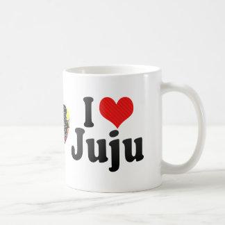 I Love Juju Coffee Mug