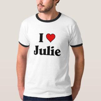 I love Julie T-Shirt