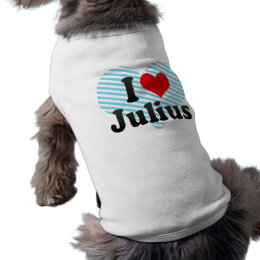 I love Julius Tee