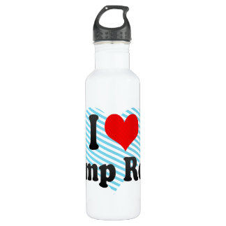 I love Jump Rope Stainless Steel Water Bottle