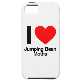 i love jumping bean moths iPhone 5 covers