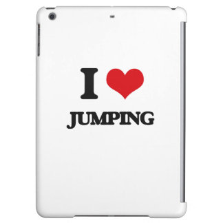 I Love Jumping Cover For iPad Air