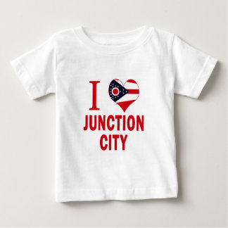 I love Junction City, Ohio Baby T-Shirt