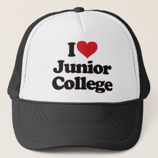 I Love Junior College! Trucker Hat