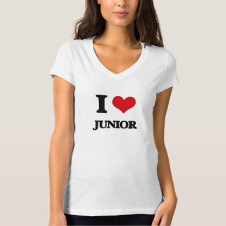 I Love Junior Shirts
