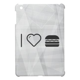 I Love Junk Foods iPad Mini Cases