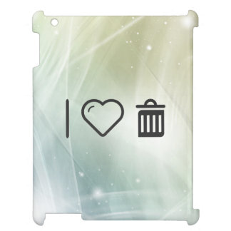 I Love Junk Case For The iPad