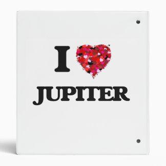 I Love Jupiter Binder