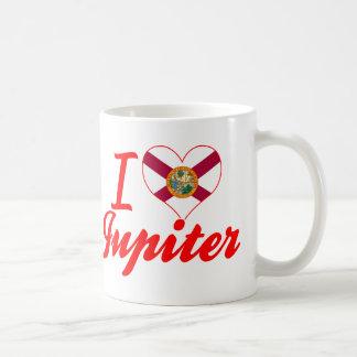 I Love Jupiter, Florida Classic White Coffee Mug