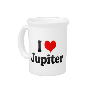 I Love Jupiter, United States Pitcher