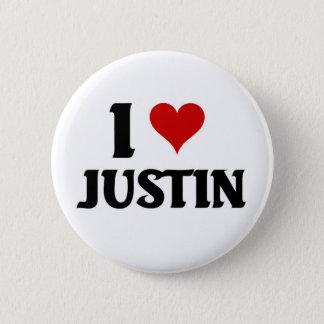 I love Justin Button