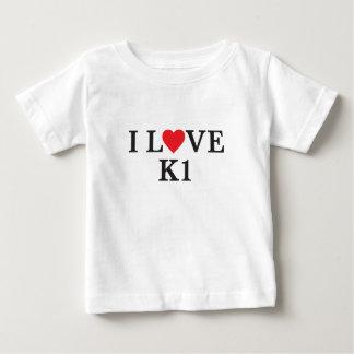 I Love K1 Shirt