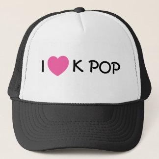 I Love K Pop Hat