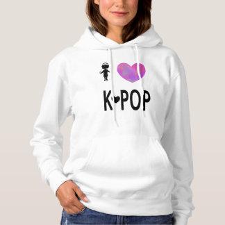 I love K-pop Hoodie