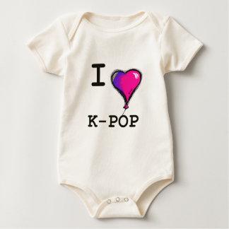 I Love K-POP (hwaiting) T-shirt Tee