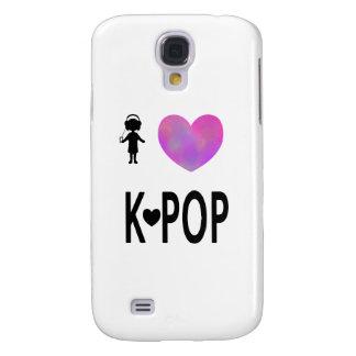 I love K-pop Samsung Galaxy S4 Case