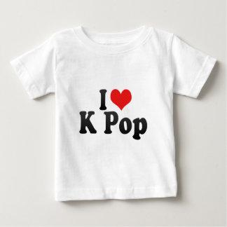 I Love K Pop Shirt
