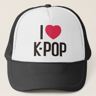 I love K-POP Trucker Hat