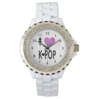 I love K-pop Watch