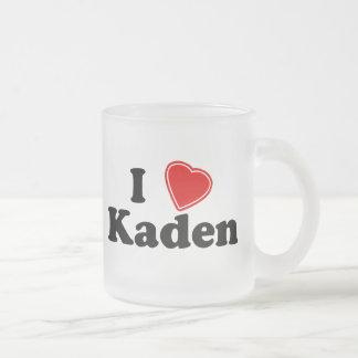 I Love Kaden Coffee Mug