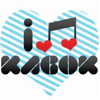 I Love Kagok Photo Cut Out
