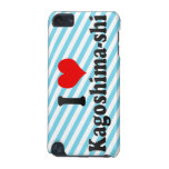 I Love Kagoshima-shi, Japan iPod Touch (5th Generation) Case