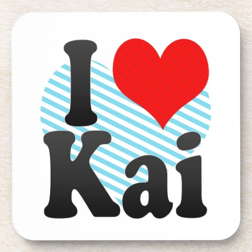 I love Kai Coaster